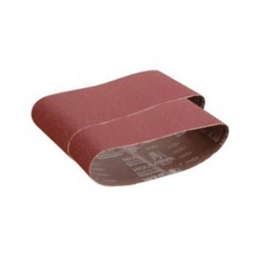 Bandes abrasives 75x610 (lot de 10) GRAIN 80