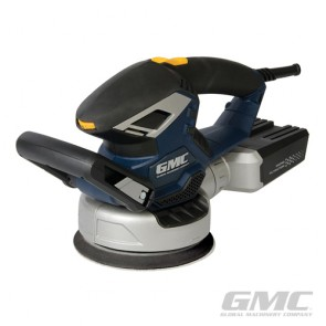 Ponceuse excentrique 2 patins 150 mm, 430 W