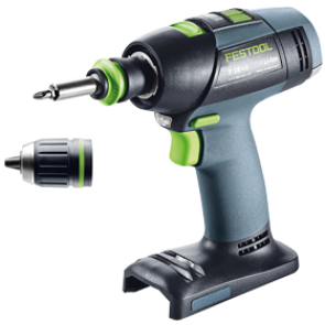 Perceuse-visseuse Festool T 18+3 Li-Basic