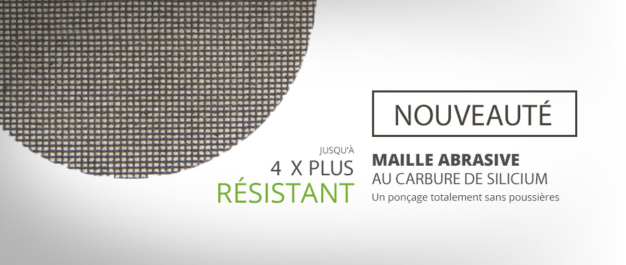 Outillage 2000 Maille abrasive